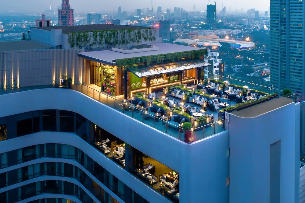 Featured Image, Bangkok Marriott Marquis Queen's Park