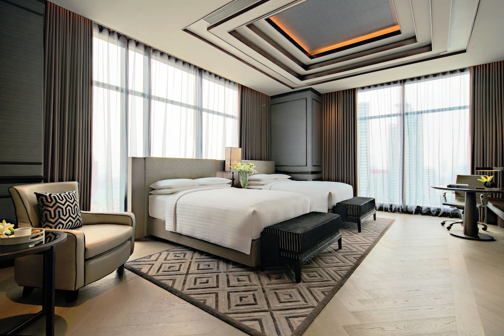 Room, Bangkok Marriott Marquis Queen's Park