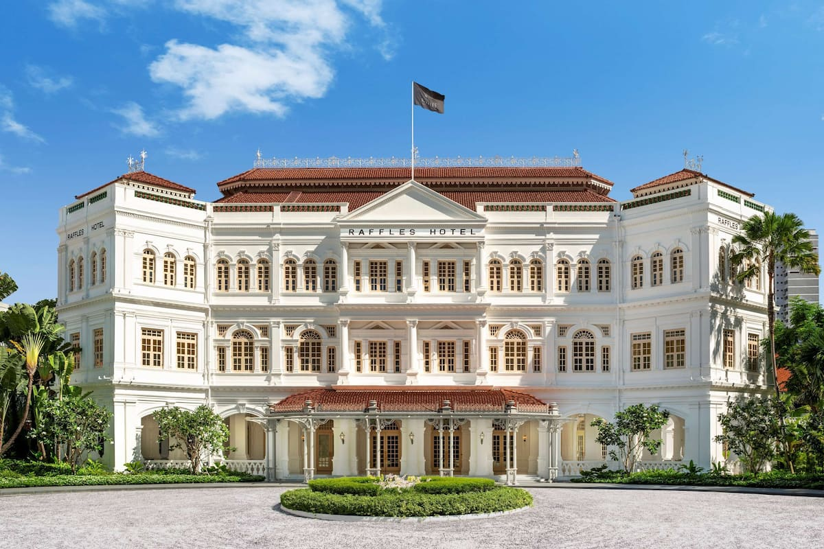 Raffles Hotel Singapore Sg Clean 2021 Pictures Reviews Prices Deals Expedia Ca