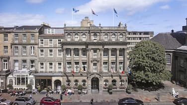 InterContinental Edinburgh The George