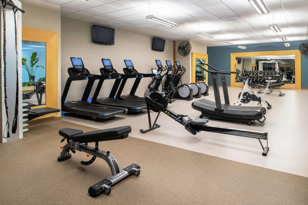 Fitness Facility, DoubleTree Suites by Hilton Seattle Airport - Southcenter