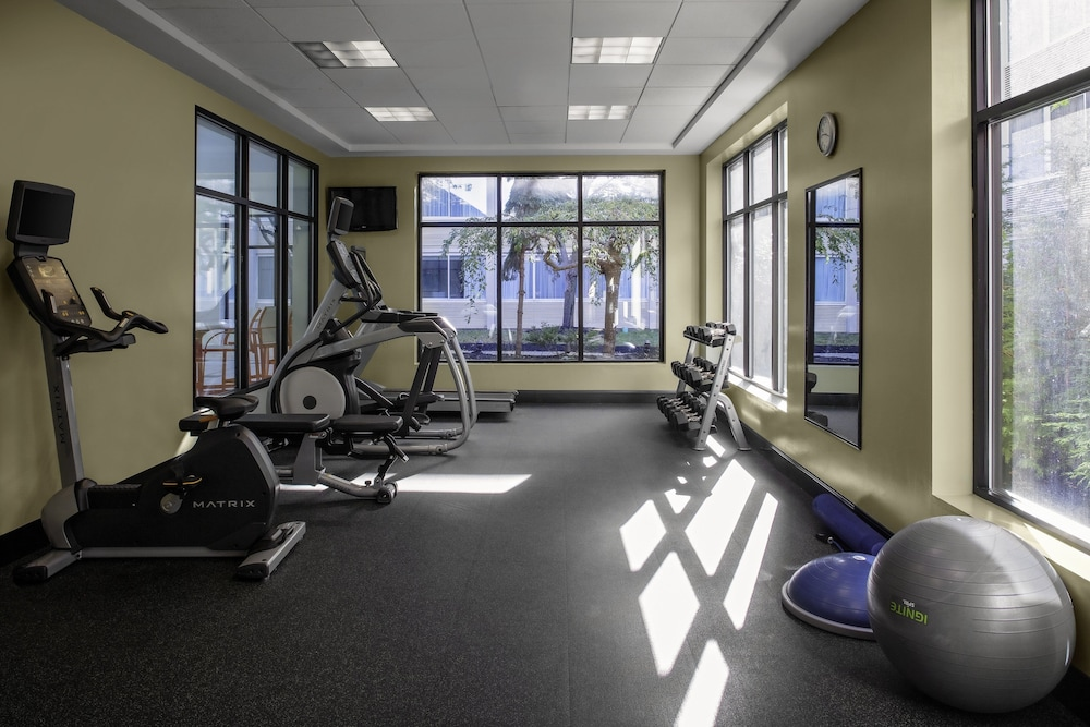 Fitness Facility, Holiday Inn Hotel & Suites Boston - Peabody, an IHG Hotel