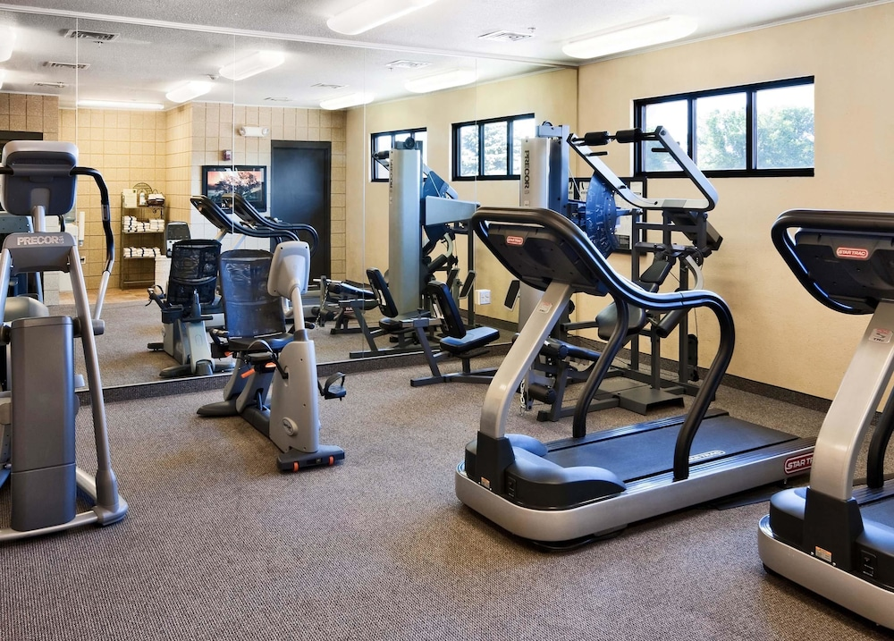 Fitness Facility, Best Western Plus Ramkota Hotel