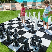 儿童活动区 - 室外