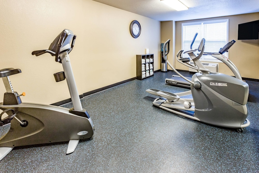 Fitness Facility, AmericInn by Wyndham Burnsville