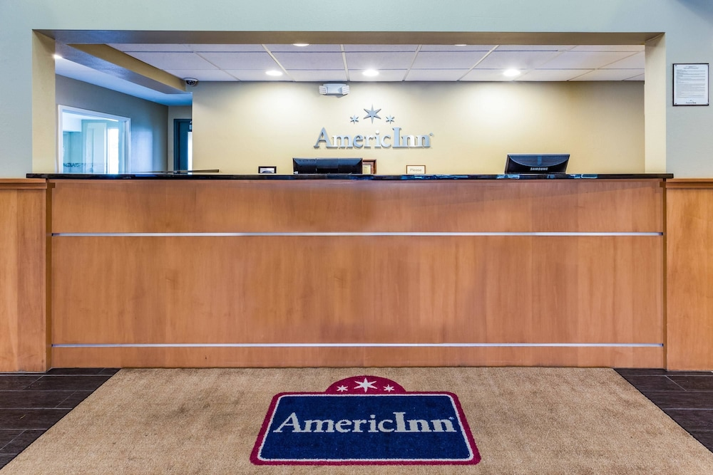 Reception, AmericInn by Wyndham Burnsville