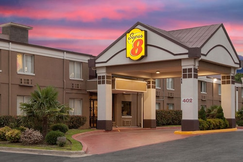 Check Expedia for Availability of Super 8 by Wyndham Grand Prairie North