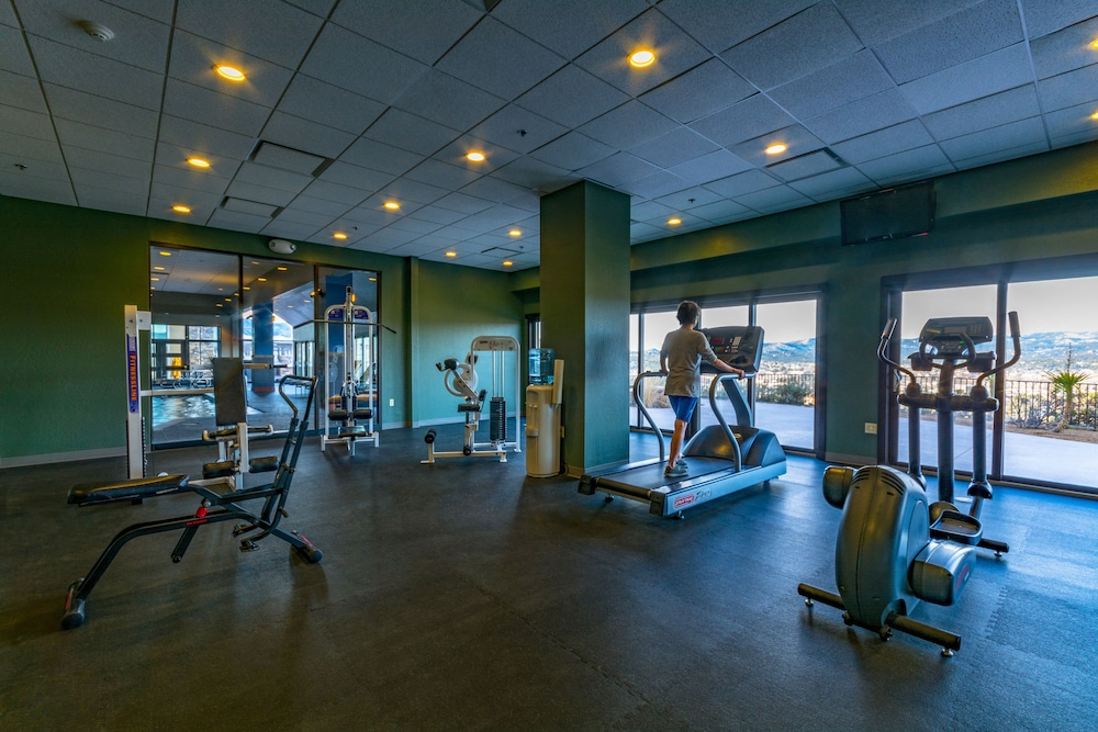 Fitness Facility, Prescott Resort