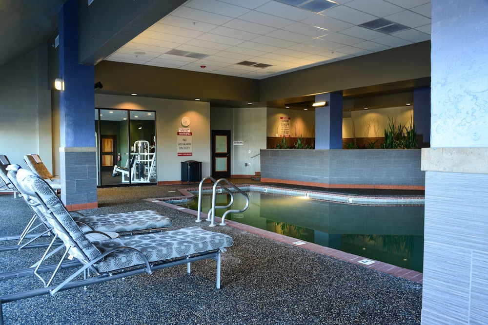 Indoor Pool, Prescott Resort