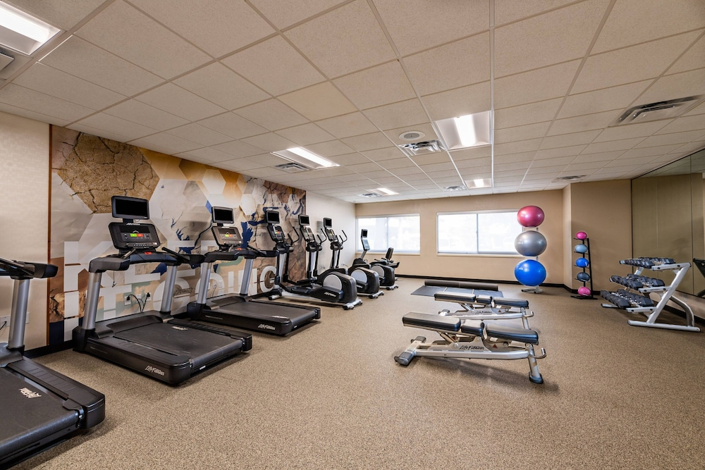 Fitness Facility, SpringHill Suites Houston Medical Center/NRG Park