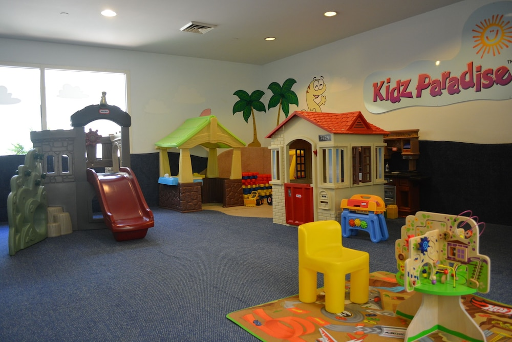 Children's Play Area - Indoor, Hilton Guam Resort And Spa