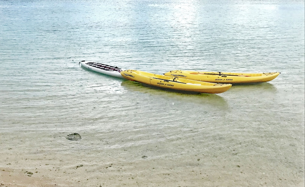 Kayaking, Hilton Guam Resort And Spa