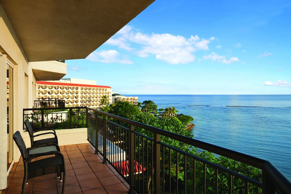 Balcony, Hilton Guam Resort And Spa