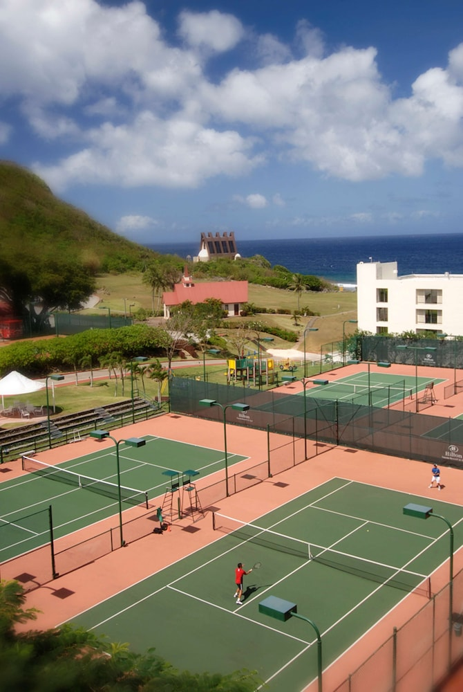 Sport Court, Hilton Guam Resort And Spa