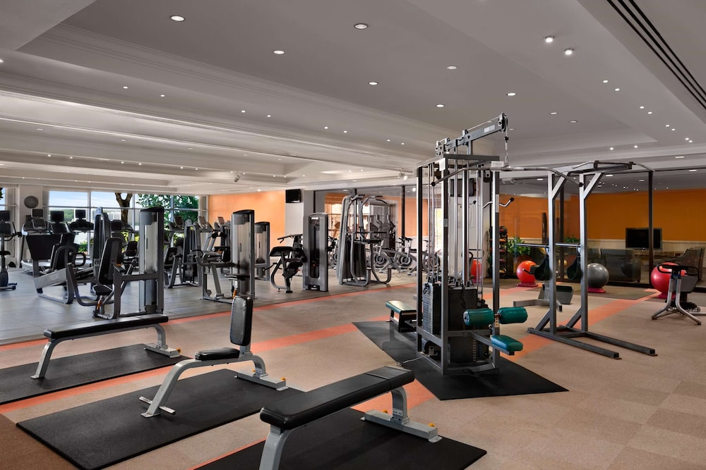 Fitness Facility, Hilton Guam Resort And Spa