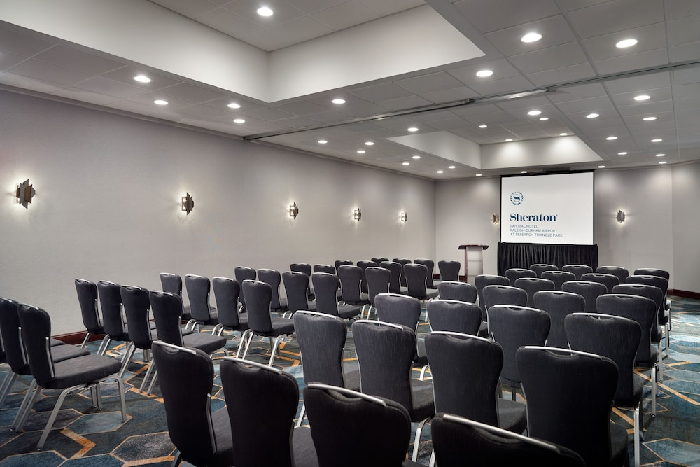 Meeting Facility, Sheraton Imperial Hotel Raleigh-Durham Airport/RTP