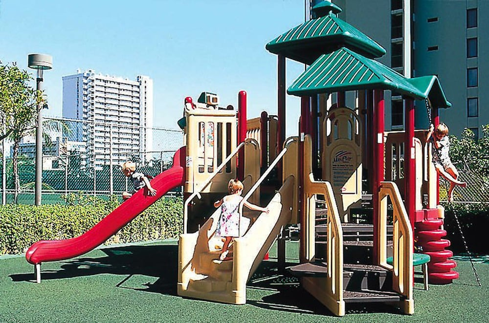 Children's Play Area - Outdoor, Aston at the Waikiki Banyan