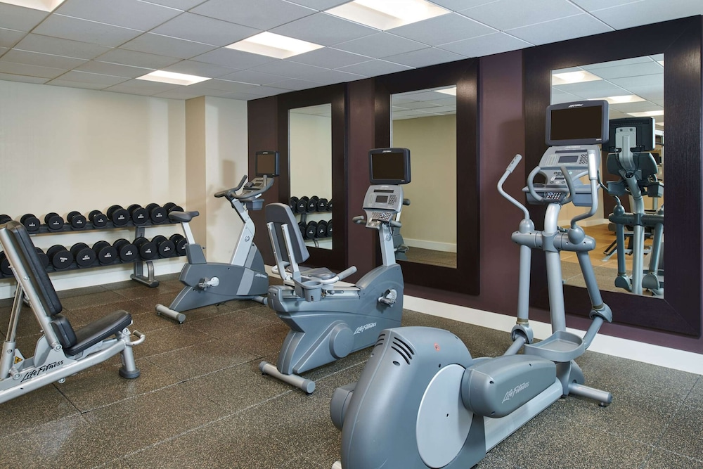 Fitness Facility, Hotel Alex Johnson Rapid City, Curio Collection by Hilton