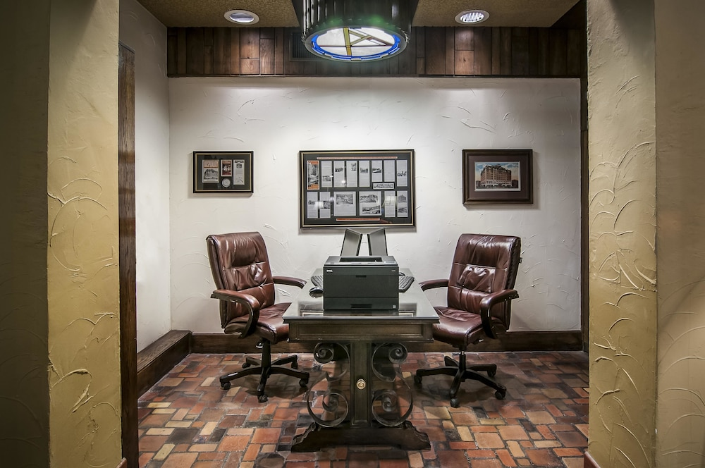 Business Center, Hotel Alex Johnson Rapid City, Curio Collection by Hilton