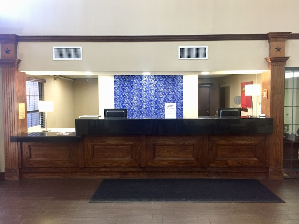 Reception, Jonesboro Inn and Suites