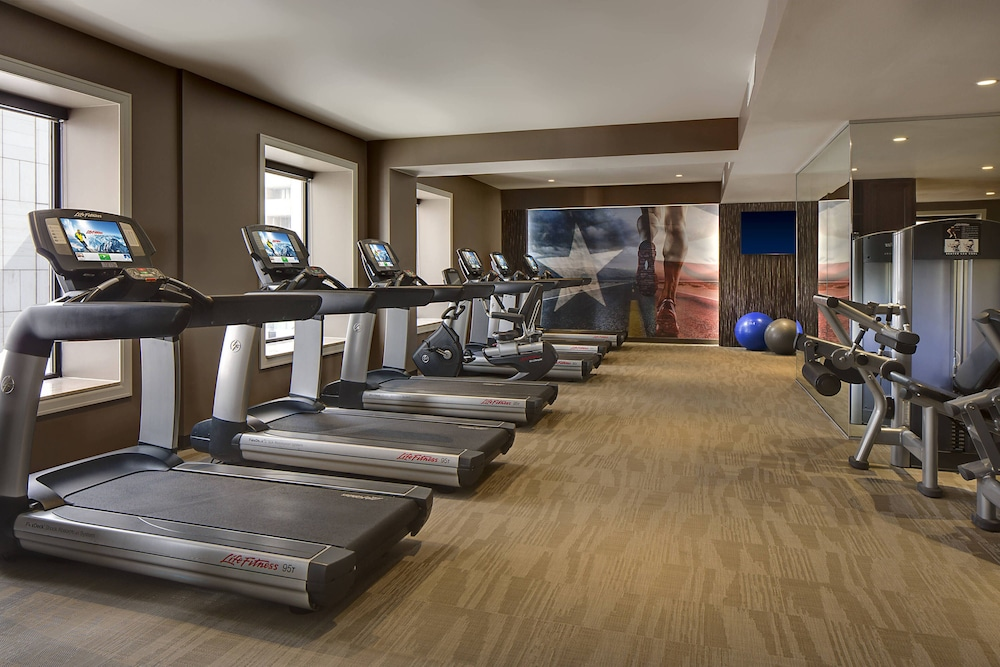 Fitness Facility, The Adolphus, Autograph Collection