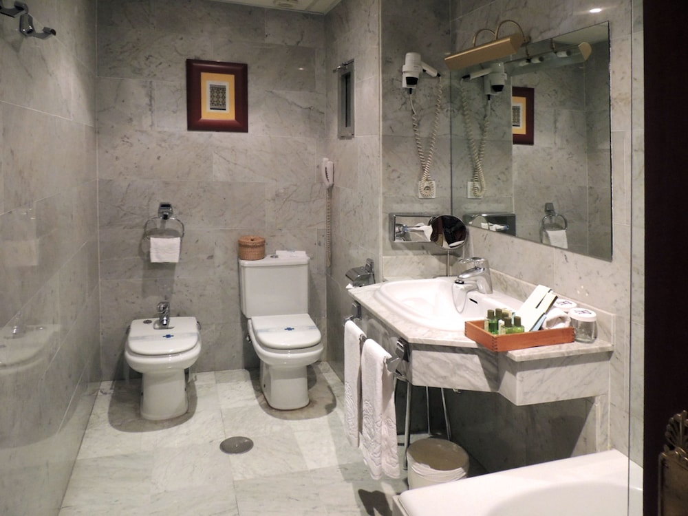 Bathroom, Inglaterra Hotel