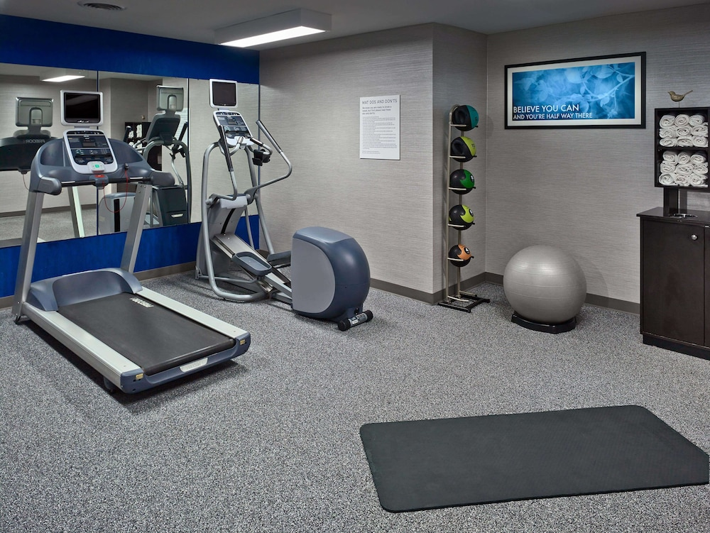 Fitness Facility, Sonesta ES Suites Cincinnati - Sharonville West