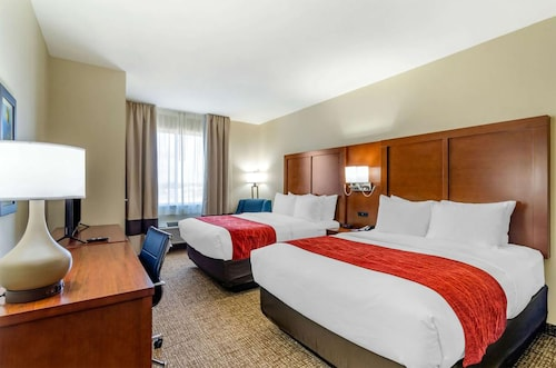 Comfort Inn & Suites Salina North