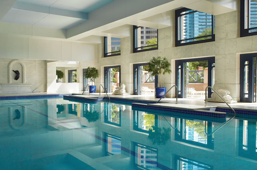 Indoor Pool, Four Seasons Hotel Atlanta