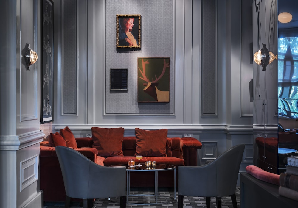 Lounge, Four Seasons Hotel Atlanta