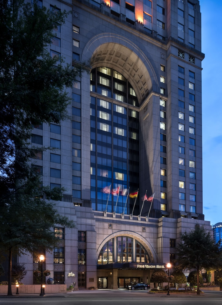 Exterior, Four Seasons Hotel Atlanta