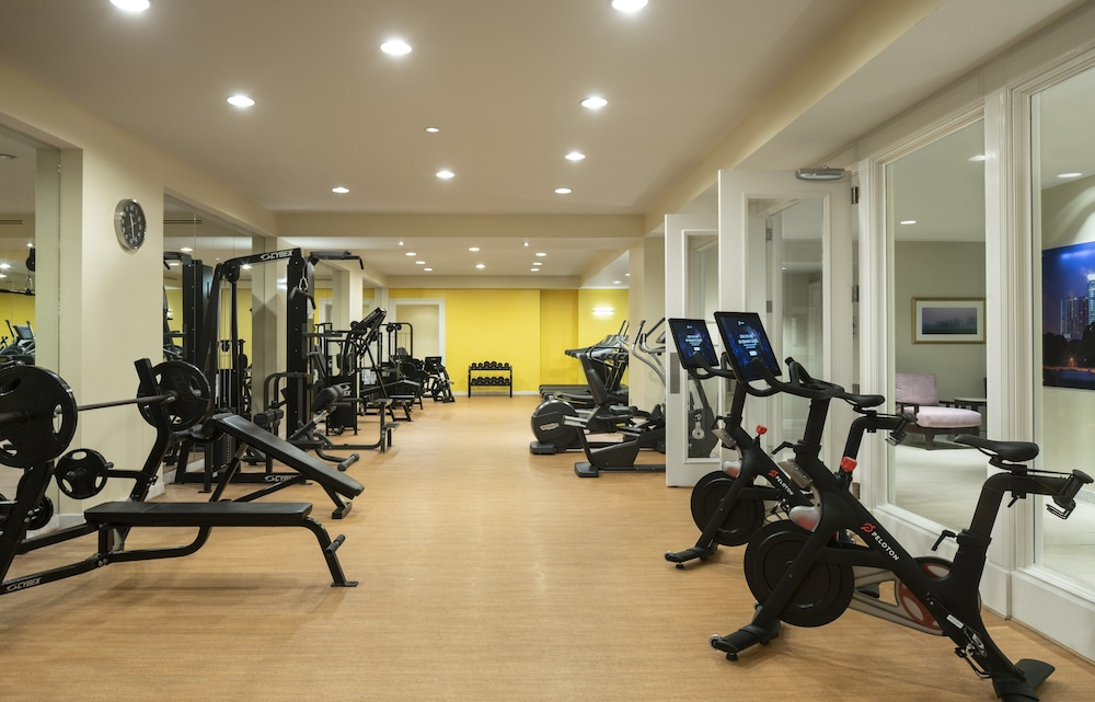 Fitness Facility, Four Seasons Hotel Atlanta