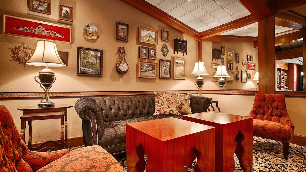 Best Western Plus The Normandy Inn Suites 3 0 Out Of 5 Exterior Featured Image Lobby