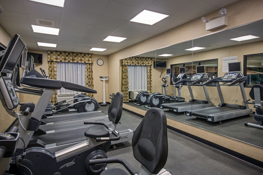 Fitness Facility, Holiday Inn Express Meadville (I-79 Exit 147a), an IHG Hotel