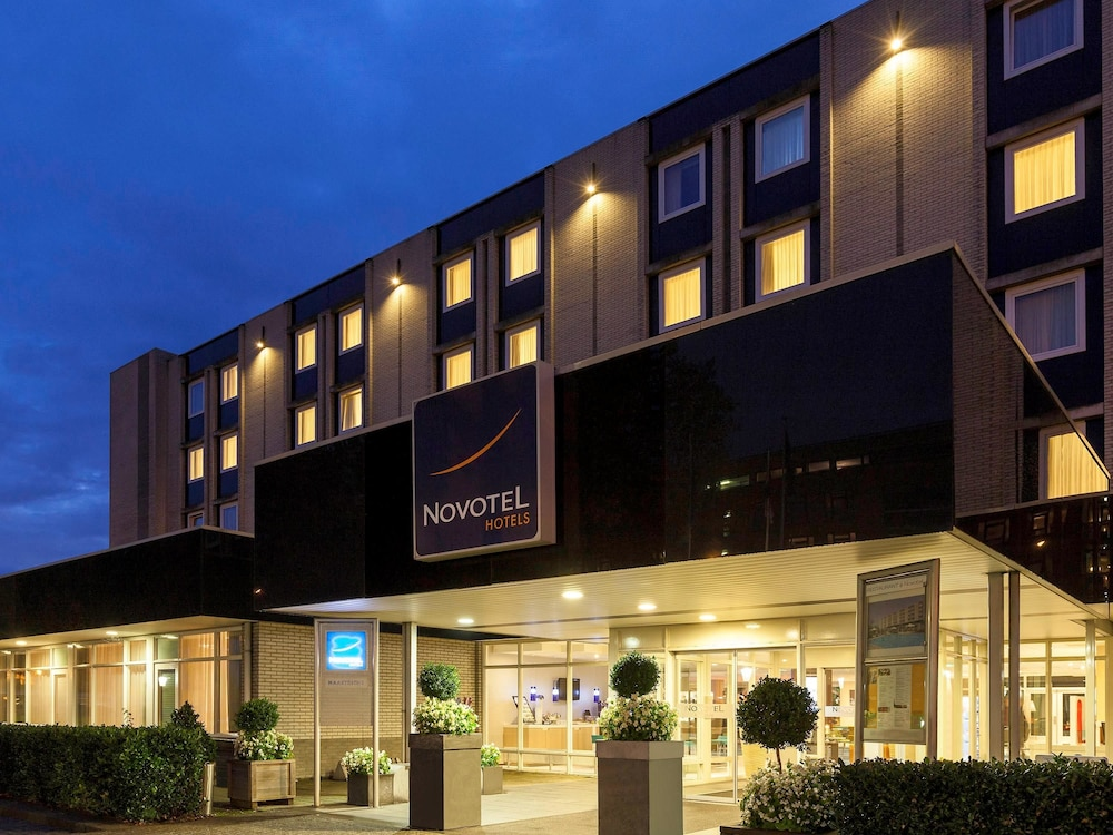 Front of Property, Novotel Maastricht