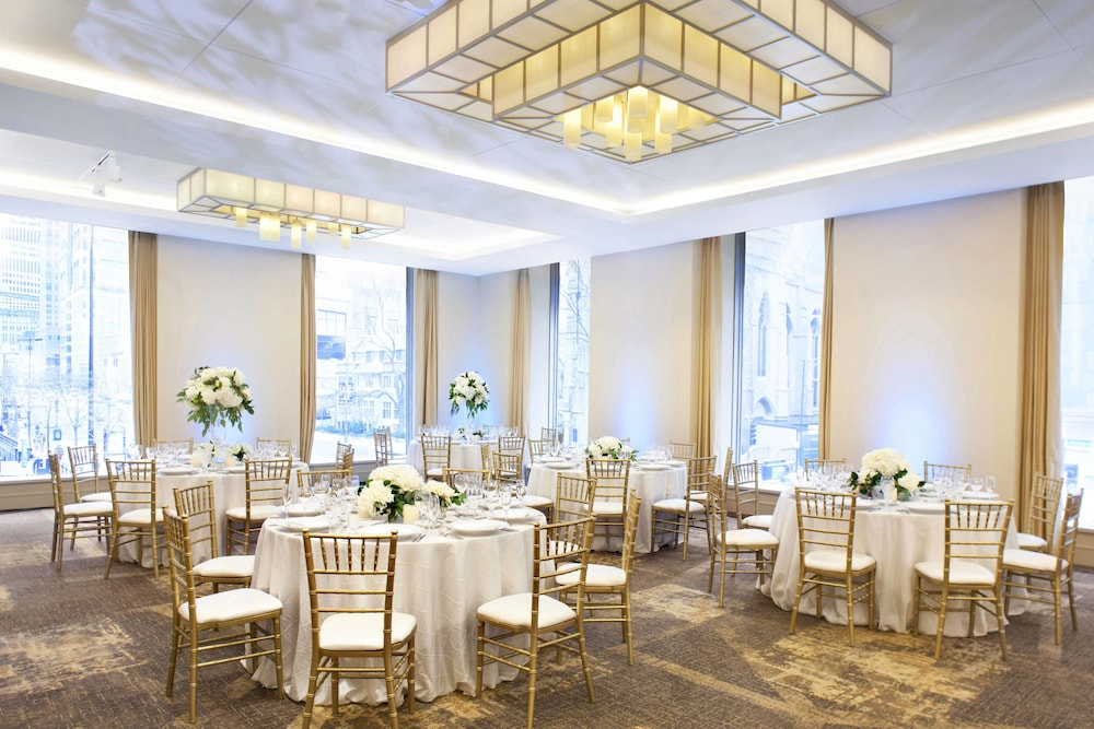 Banquet Hall, The Westin Michigan Avenue Chicago