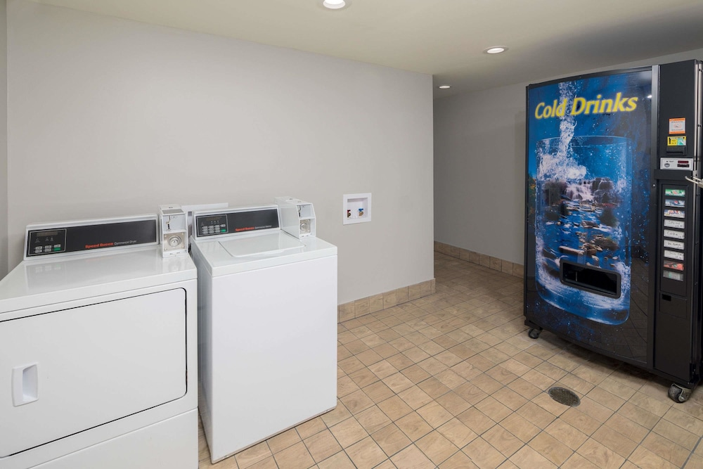 Laundry Room, Days Inn & Suites by Wyndham Athens Alabama