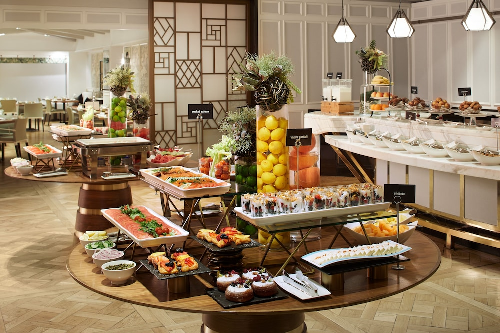 Breakfast buffet,  The London West Hollywood at Beverly Hills