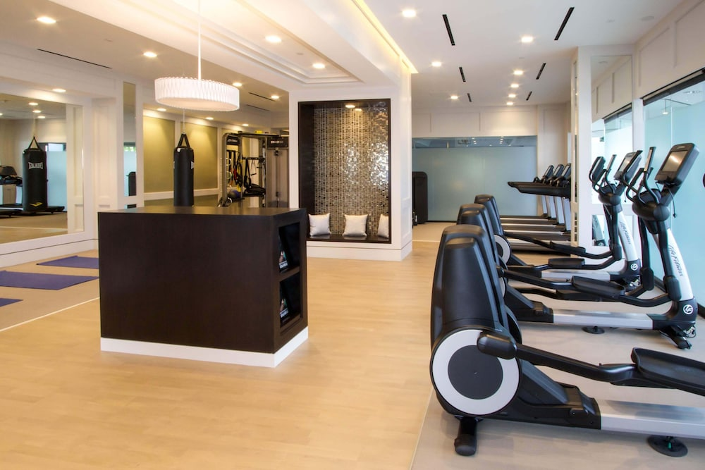 Fitness Facility,  The London West Hollywood at Beverly Hills