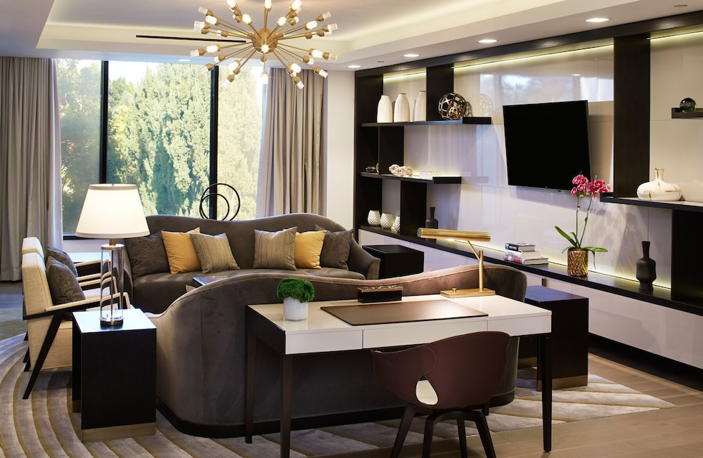 Living Area,  The London West Hollywood at Beverly Hills