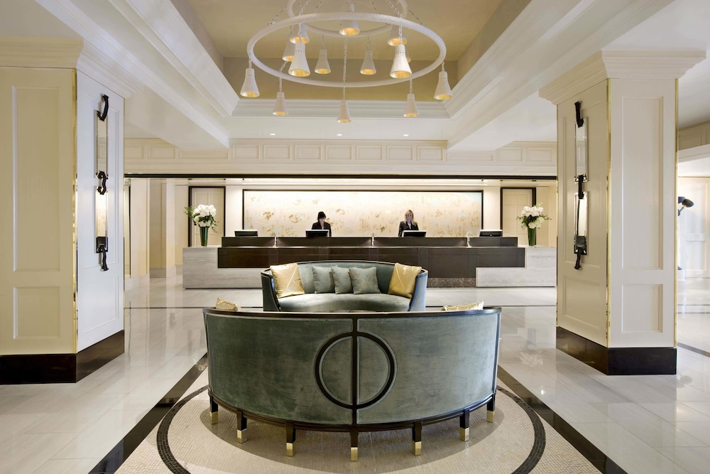 Lobby,  The London West Hollywood at Beverly Hills