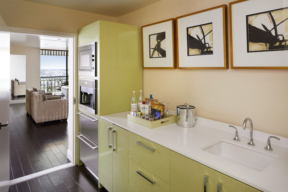 Private Kitchenette,  The London West Hollywood at Beverly Hills