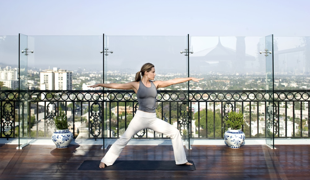 Yoga,  The London West Hollywood at Beverly Hills