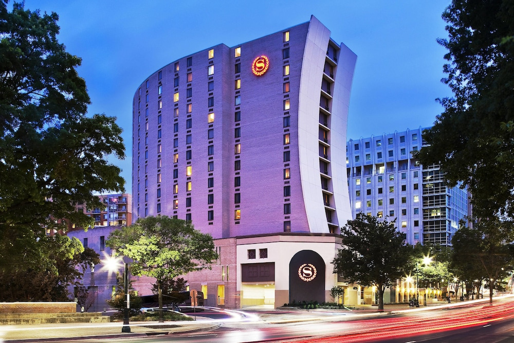 Sheraton Silver Spring Hotel 3 5 Out Of 0