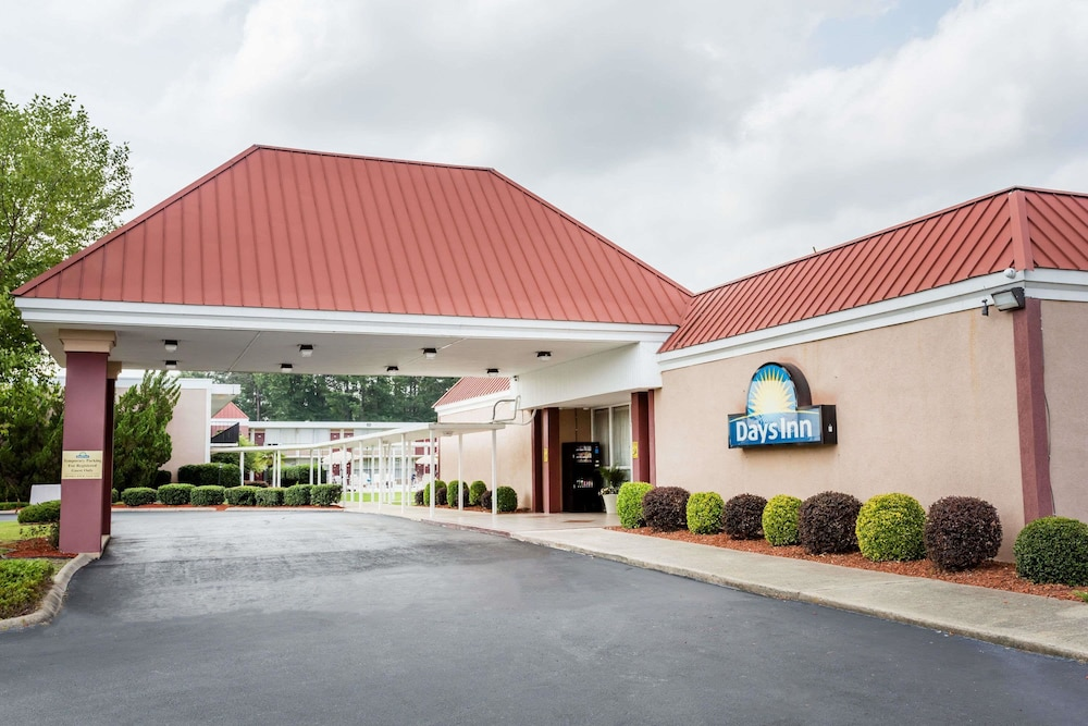 Exterior, Days Inn by Wyndham Goldsboro
