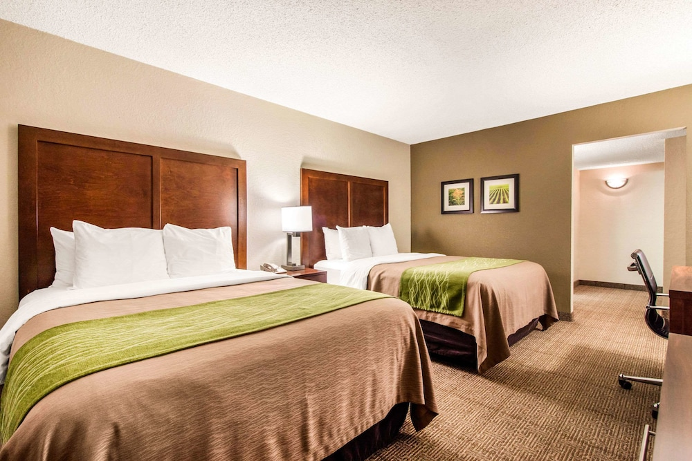 Room, Comfort Inn & Suites Omaha Central