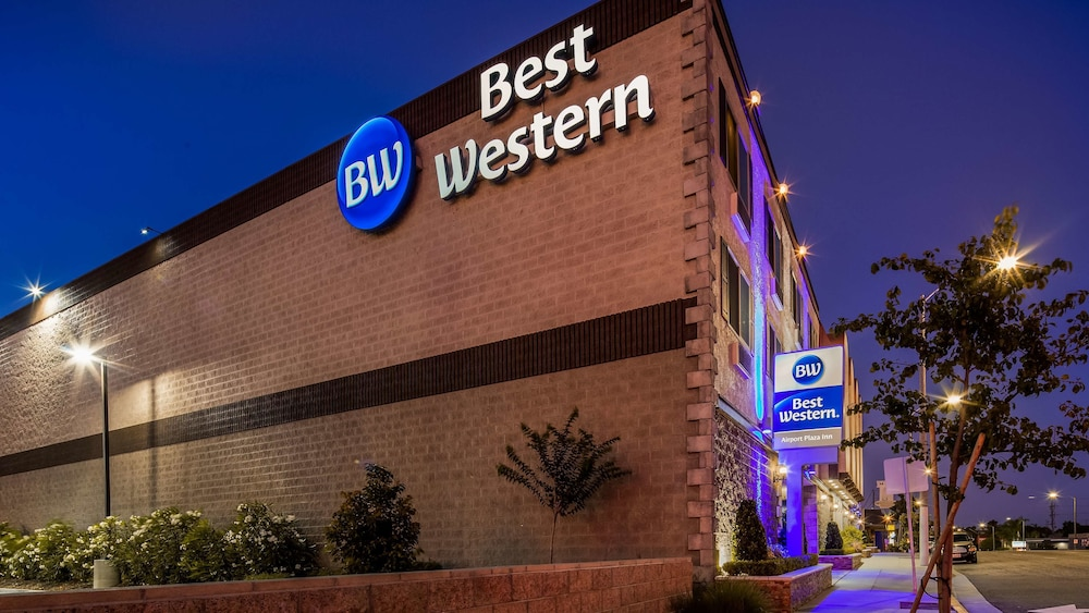 Exterior, Best Western Airport Plaza Inn - Los Angeles LAX Hotel
