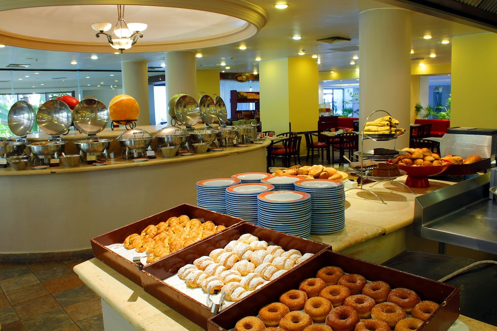Buffet, Grand Hotel Acapulco