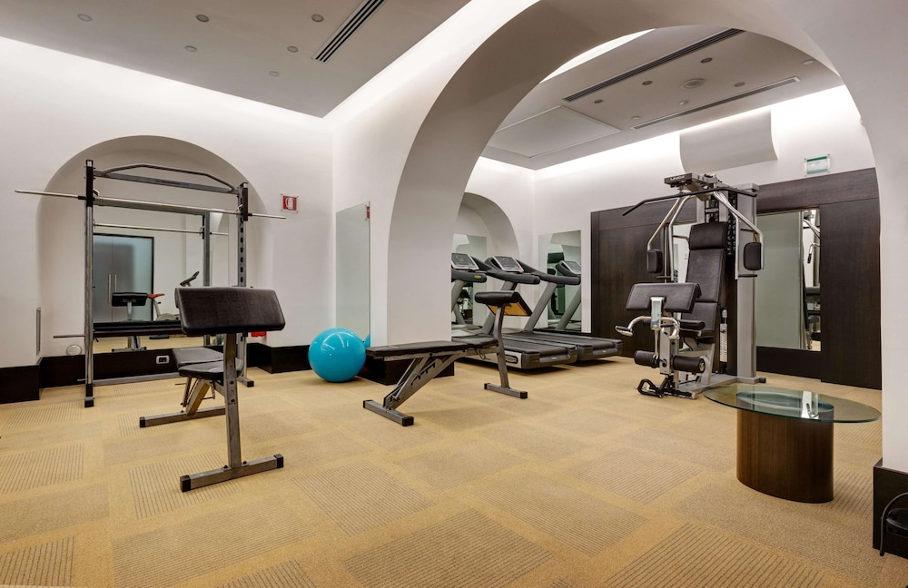 Fitness Facility, Best Western Plus Hotel Universo
