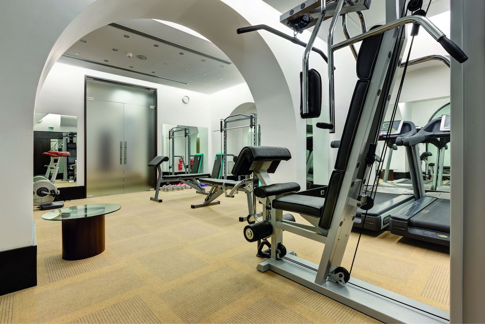 Gym, Best Western Plus Hotel Universo